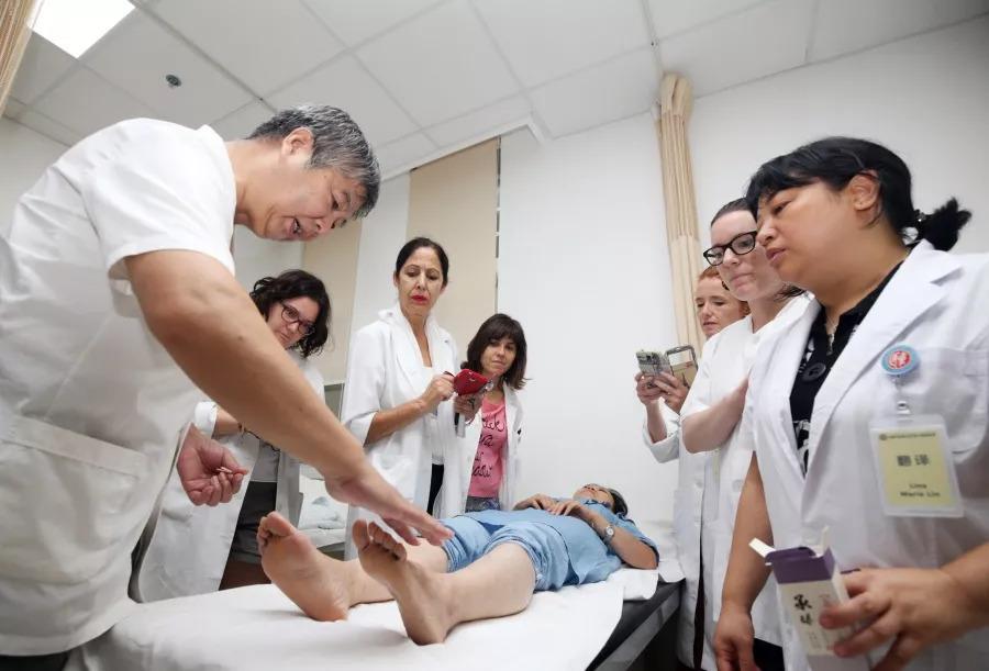 Médicos Prácticas en China